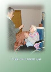à Acqui avec les personnes âgées