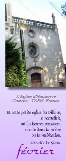 Eglise Hauterive