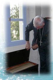 Ouverture par Mgr Pierre-Marie Carré