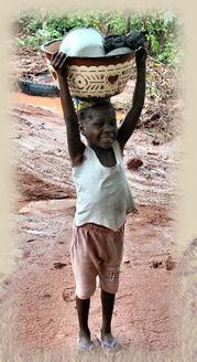 En Afrique Gabon : éduquer pour la VIE.