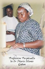 Profession Perpétuelle au Gabon
